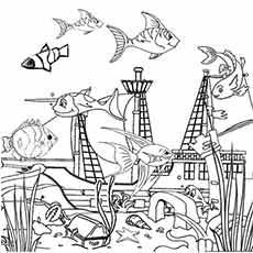 Ocean-sea-life-aquarium-tropical-fish