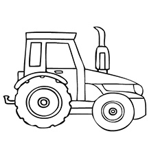 Parking-Tractor
