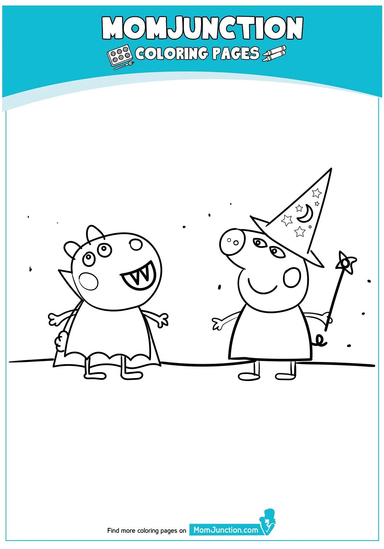 Peppa-Pig-Halloween-Party
