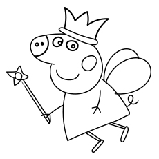 image regarding Peppa Pig Printable titled Greatest 35 Cost-free Printable Peppa Pig Coloring Webpages On-line