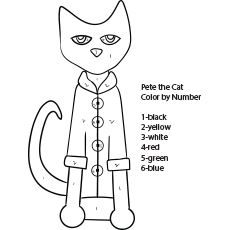 photograph relating to Pete the Cat Printable identify Best 21 Totally free Printable Pete The Cat Coloring Web pages On the internet