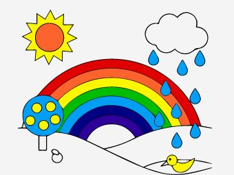 Top 25 Preschool Coloring Pages For Your Little Ones