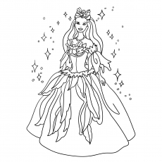 Princess Peach Stars Beautiful