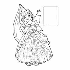 princesses coloring pages - Princess Coloring Pages