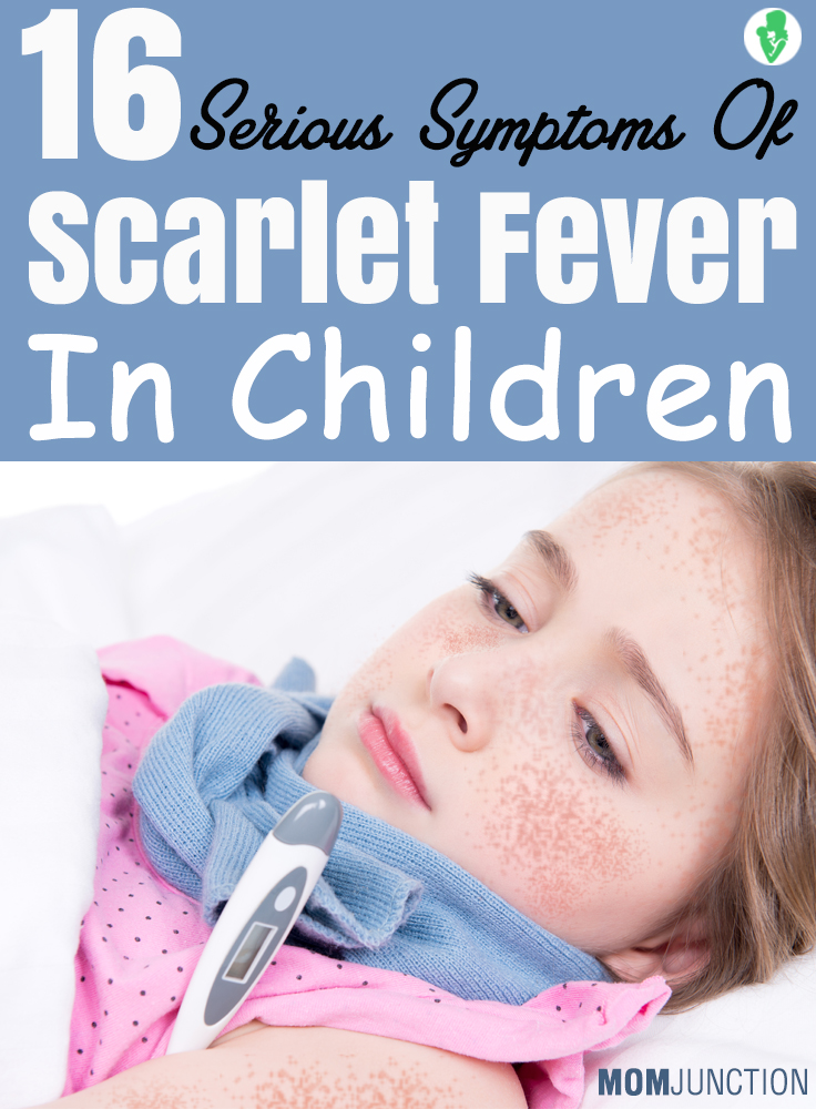 Scarlet Fever : Symptoms , Treatment, and Complications ...