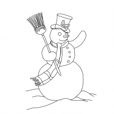 Snowman-Coloring-17