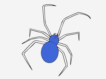 Top 10 Spider Coloring Pages Your Toddler Will Love To Color