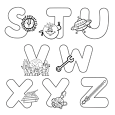 10 ticks calculator coloring book pages | Top 10 Free Printable Letter S Coloring Pages Online