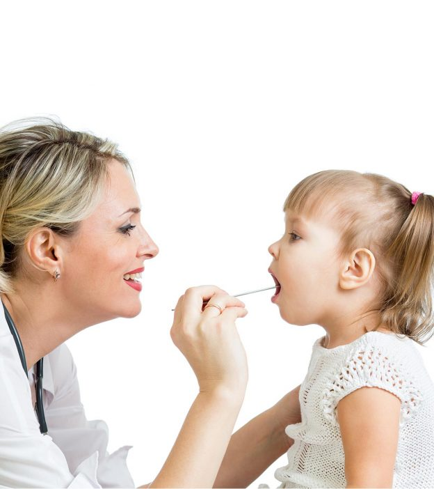 Strep Throat In Toddlers - Causes, Symptoms And Treatment