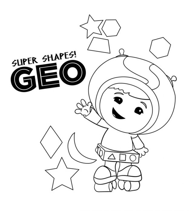 10 Best 'team Umizoomi' Coloring Pages For Your Toddlerrhmomjunction: Coloring Pages Umizoomi At Baymontmadison.com