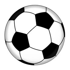 Trust image intended for free printable soccer ball