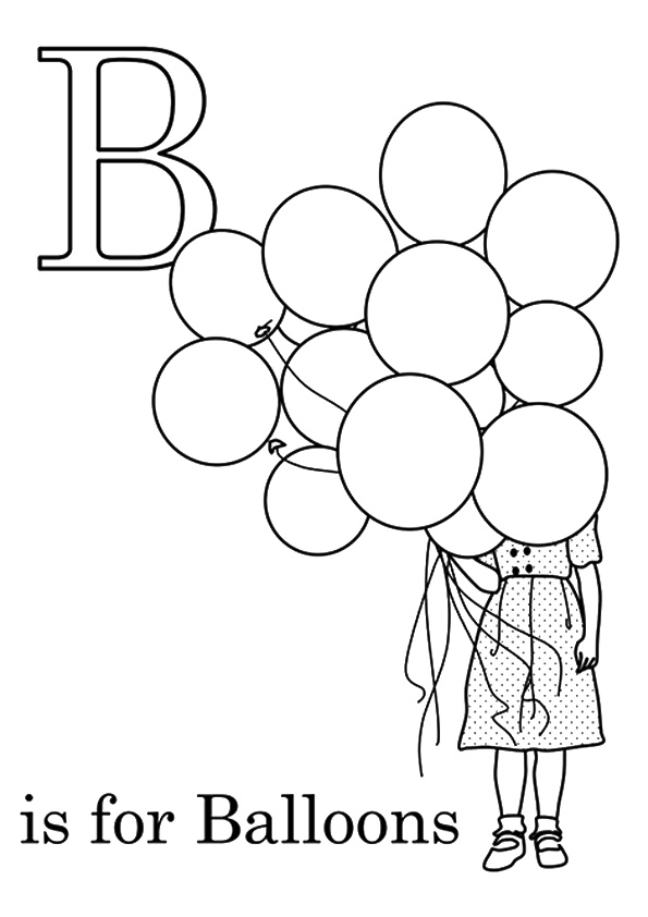 The-'b'-is-for-balloons