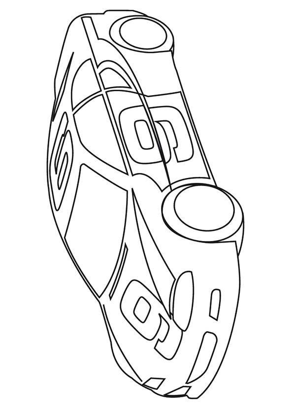 The-9-Sport-Car