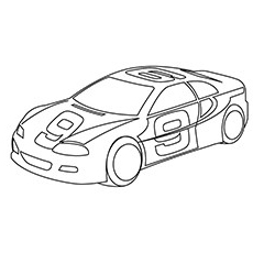 9 Sport Car