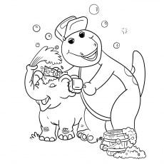 The Barney With Jumbo