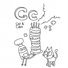 The C Cake