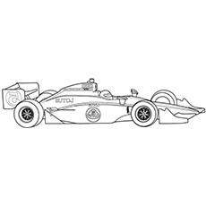 Formula One Sports Car