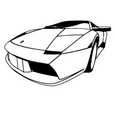top 25 race car coloring pages for your little ones - Racecar Coloring Pages