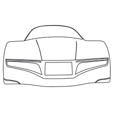 Top 9 Free Printable Lamborghini Coloring Pages Online