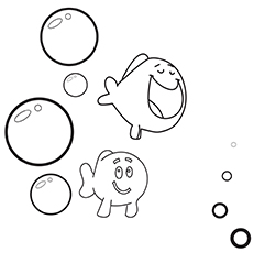 The-Little-Fish-16 coloring pages