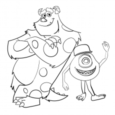 The Mike And Sulley