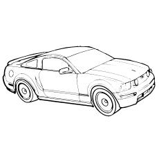 Mustang Sports Car