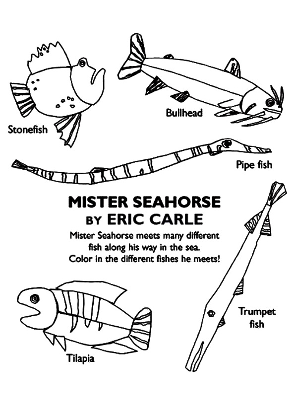 The-Sea-Horse-And-Fishes