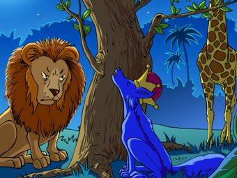 The Story Of 'Lion And Jackal' For Your Kids