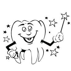Top 10 Free Printabe Dental Coloring Pages Online
