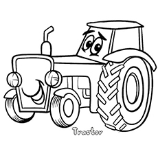 The-Tractor-Pulling-the-Cart