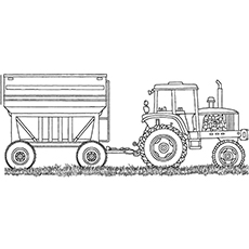 The-Tractor-with-Crane