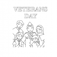 Military Coloring Pages - Free Printables - MomJunction