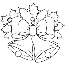 bell coloring pages Top 10 Free Printable Cute Bell Coloring Pages Online bell coloring pages