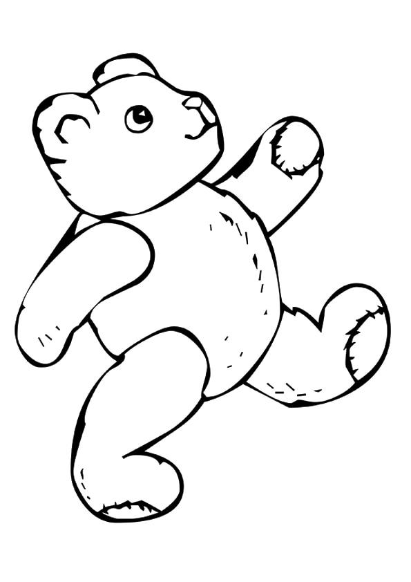 The-bear-walking