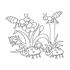 image relating to Spring Coloring Sheets Printable referred to as Greatest 35 Cost-free Printable Spring Coloring Webpages On-line