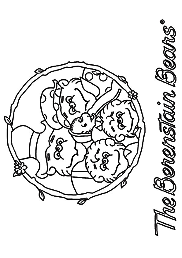 The-berenstain-a-bears-family-portrait