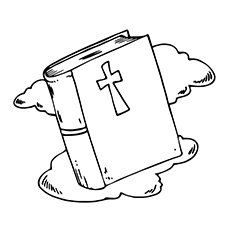 Bible Coloring Pages The