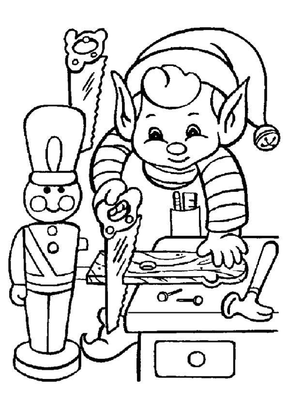 The-christmas-elf