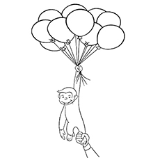 32 For Celebrations Coloring Pages Of Clown With Balloons