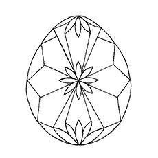 The-egg-in-diamond-shape