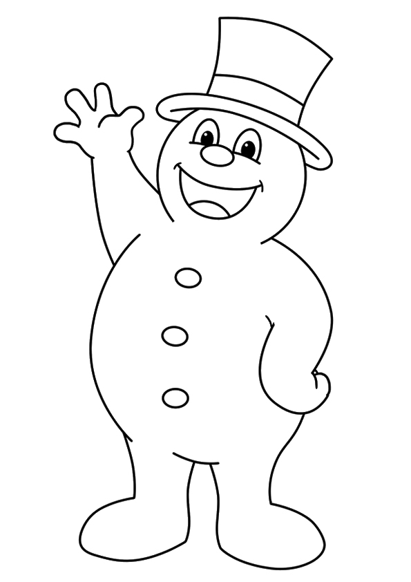 The-frosty-the-snowman