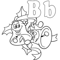 Fun With Alphabet Coloring Sheet