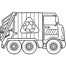 The-garbage-truck