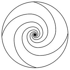 Golden Ratio Coloring Pages