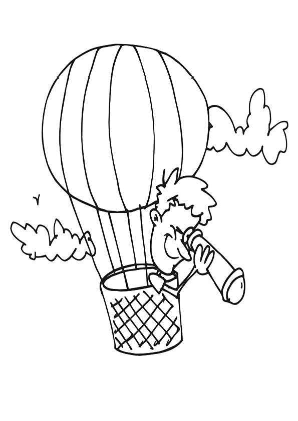 The-hot-air-balloon-activity