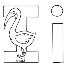 top 10 letter i coloring pages your toddler will love to learn color - Letter A Coloring Pages For Toddler