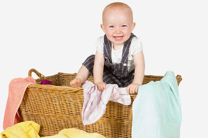 The laundry basket game