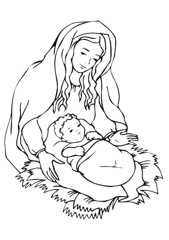 The-mary-with-jesus