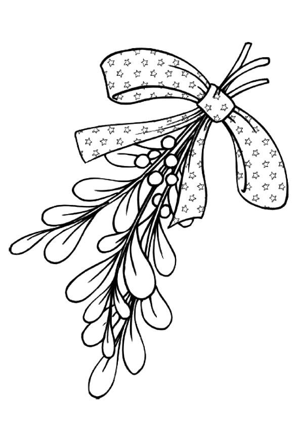 The-mistletoe