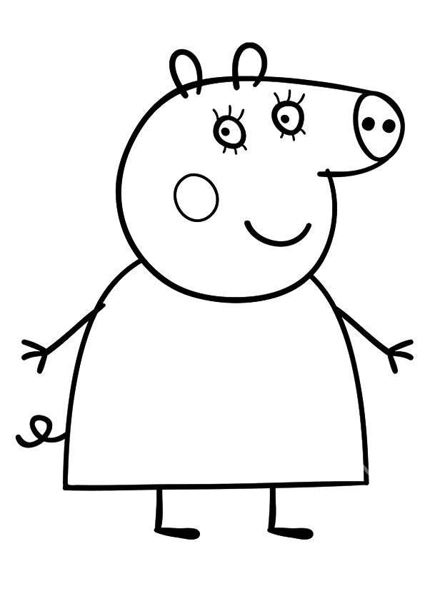 The-mummy-pig
